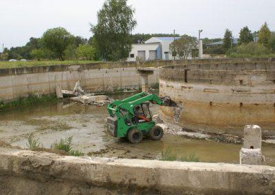 Kretingos miesto nuotekų valyklos rekonstrukcija
